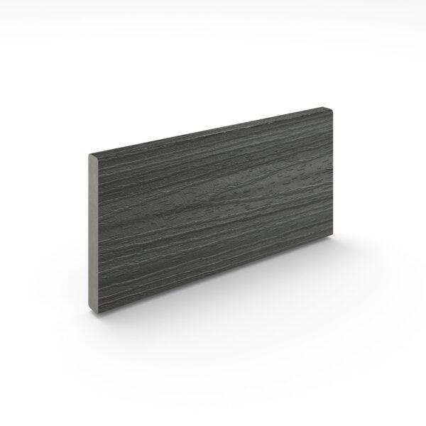 Dark grey decking board